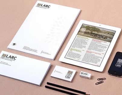 LARC branding