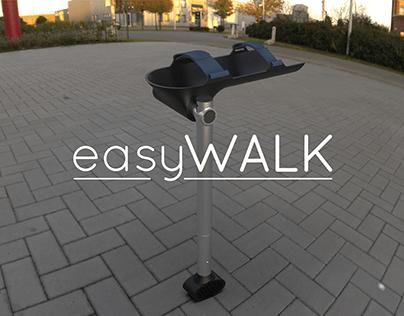 easyWalk - Asistente para lesiones