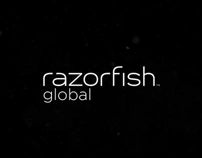 Razorfish Logo animation