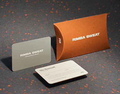 Rimba Sweat Brand, Print & Web Design