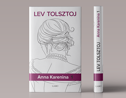 Book cover for Tolstoy's Anna Karenina