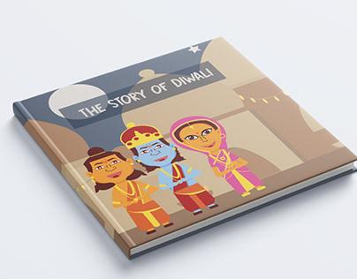The Story of Diwali: DIY Learning Kit for Kids
