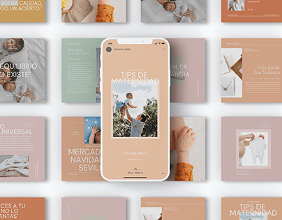 Sonora Baby | Restyling + Digital Content