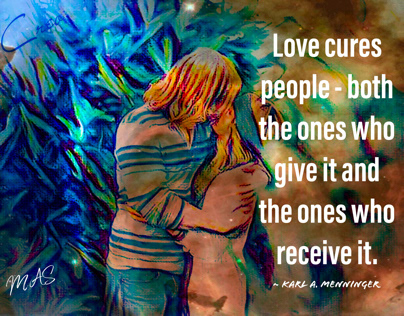 Love Cures People