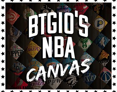BTGIO's NBA Canvas
