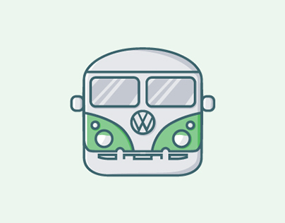 Volkswagen Car Icon