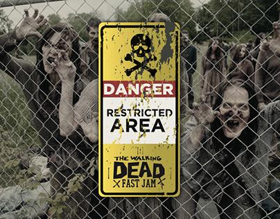 The Walking Dead × Fast Jam
