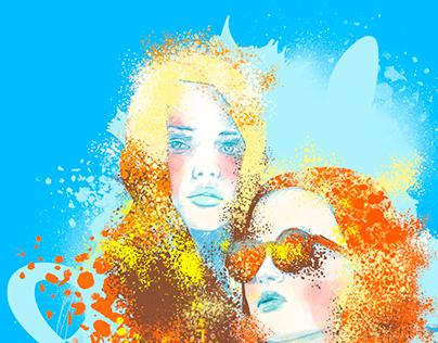 Illustrations 2014 - 2015