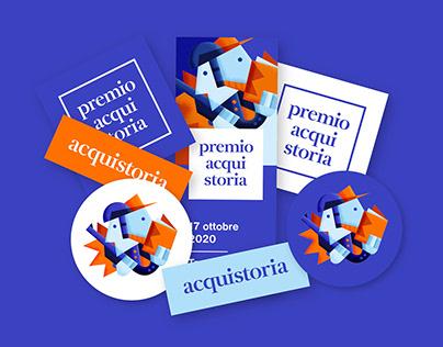 Acqui Storia 2020 - Visual identity