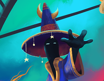Wizards of the void