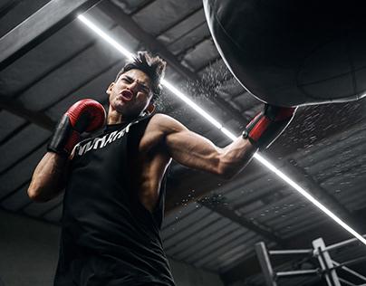 Gymshark : Ryan Garcia