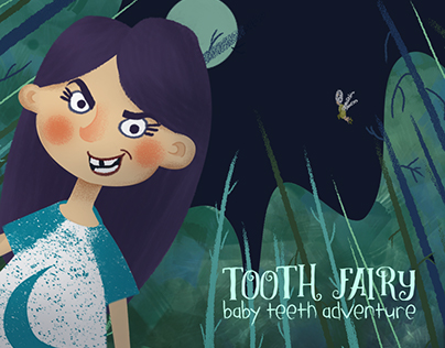 Tooth Fairy - short animated movie