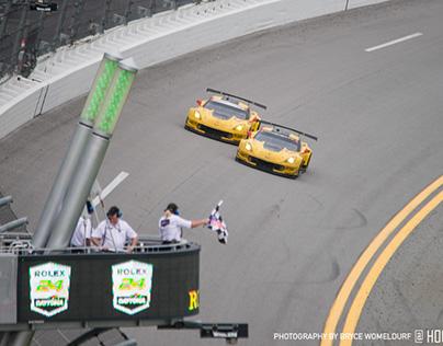 Rolex24 at Daytona 2016 photos & article