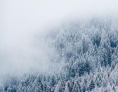 SILENT (Dolomites) // Series of 3