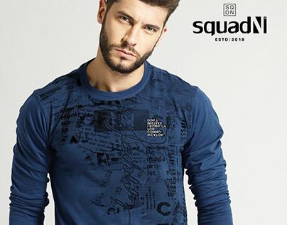 squadN® LongSleeve Fashion