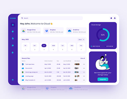 Cloud Dashboard