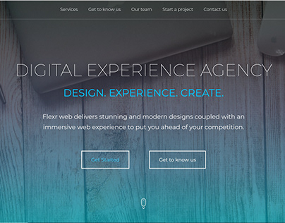 Flexr Web - Digital Experience Agency