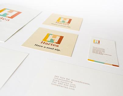 Hartea Corporate Identity