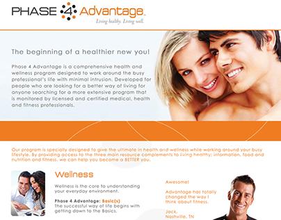 Branding: Phase 4 Advantage