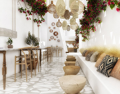 Mykonos Airport - Design Proposal