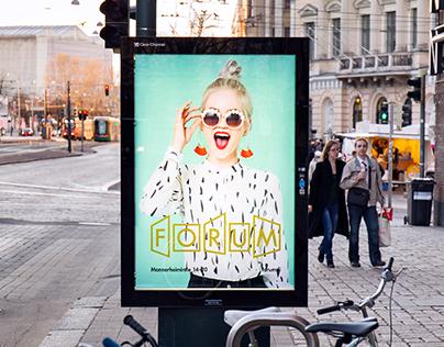 FORUM spring campaign 2016