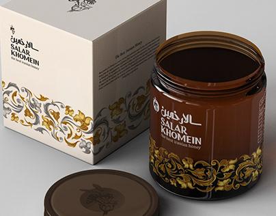 Salar Honey Packaging Design