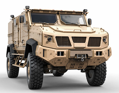 Concept Armored Personnel Carrier mk.II