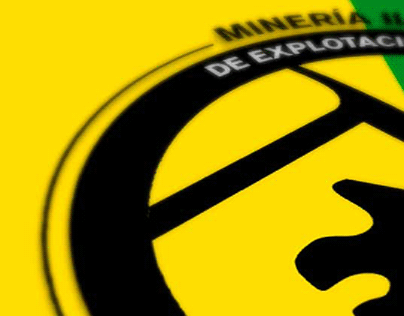 Logo - Minería  Ilegal