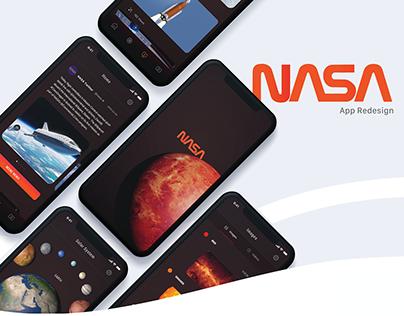 NASA App Redesign