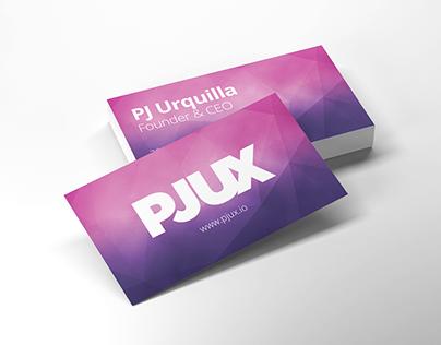 PJUX.io Marketing