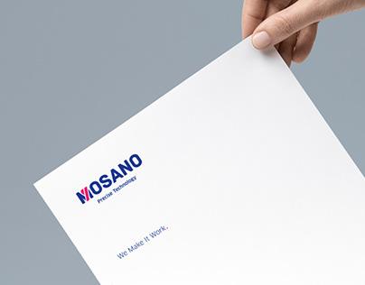 Mosano | Rebranding
