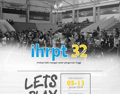 IHRPT Brandings