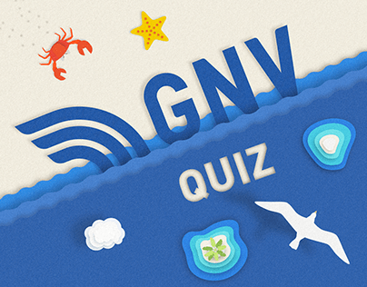 GNV — Quiz website