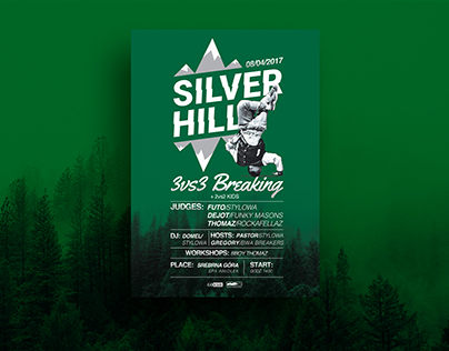 SILVER HILL - BREAKING EVENT