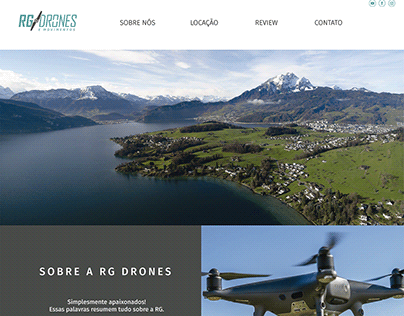 Layout web site