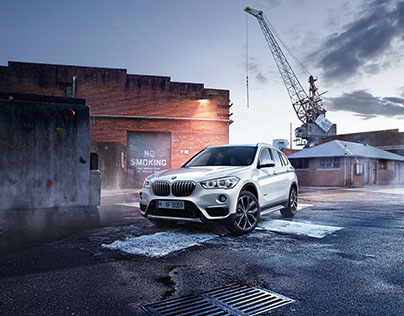 Embrace the unknown, the all new BMW X1 2015