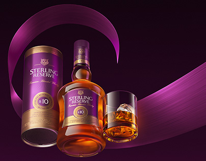 Sterling Reserve Launch Campaign 2019 / Cgi