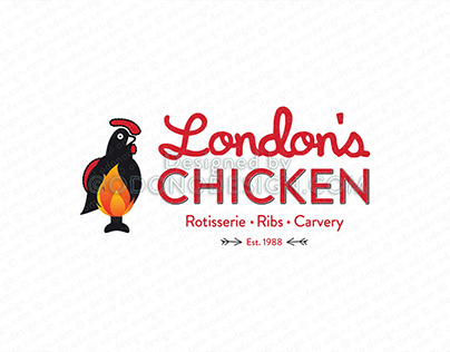 London's Chicken for Ace Digital