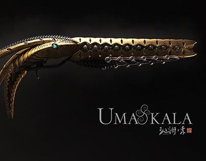 Umakala, light side weapons