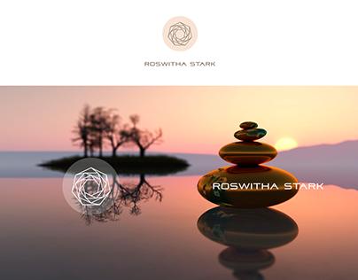 Logo & WebDesign: Roswitha Stark