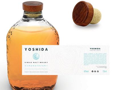 YOSHIDA Whisky japonais