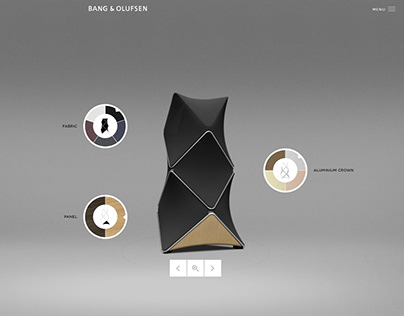 Bang & Olufsen - Beolab 90 online configurator