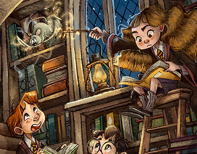 Harry Potter Fanart!