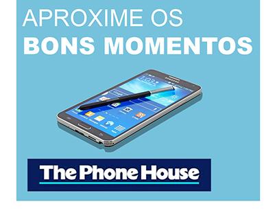 The Phone House   Campanha  Samsung