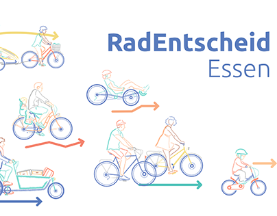 RadEndscheid Essen Corporate Design