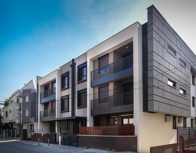 Residential Building Taftalidje A