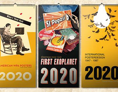 2020 CALENDARS