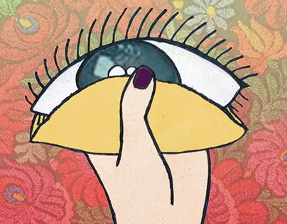 Taco de ojo