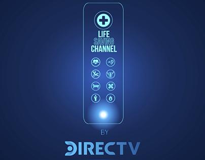 LIFE SAVING CHANNEL BY DIRECTV