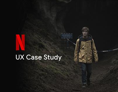 Netflix Case Study (Concept)